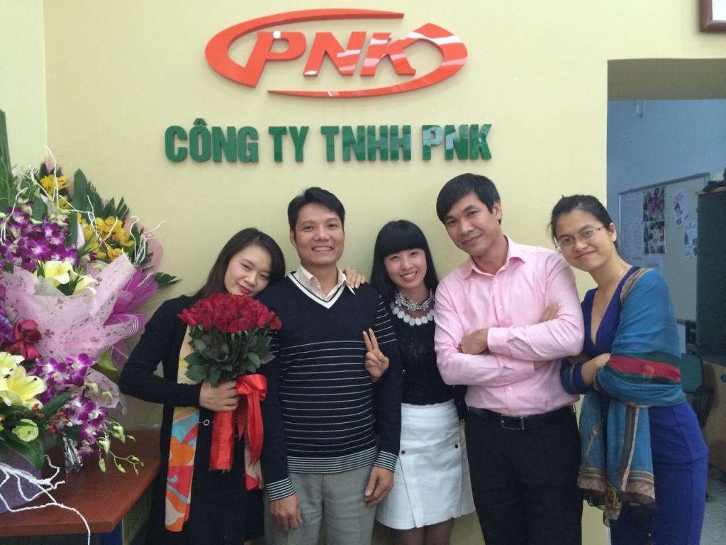 Công ty TNHH PNK tuyển dụng kế toán tiền lương