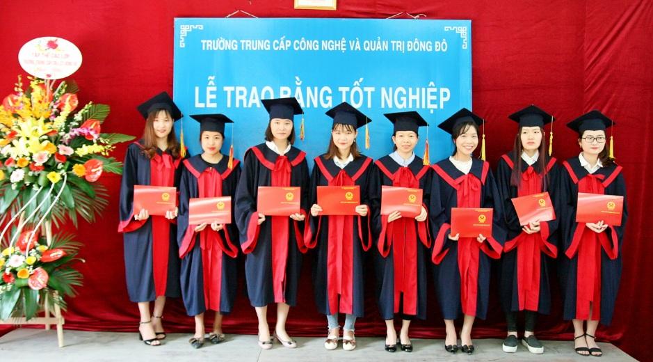 hình ảnh tốt nghiệp_giaoducnghe