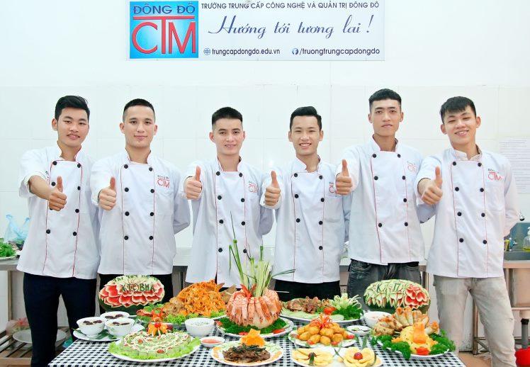 Những kỹ năng cần có của đầu bếp chuyên nghiệp