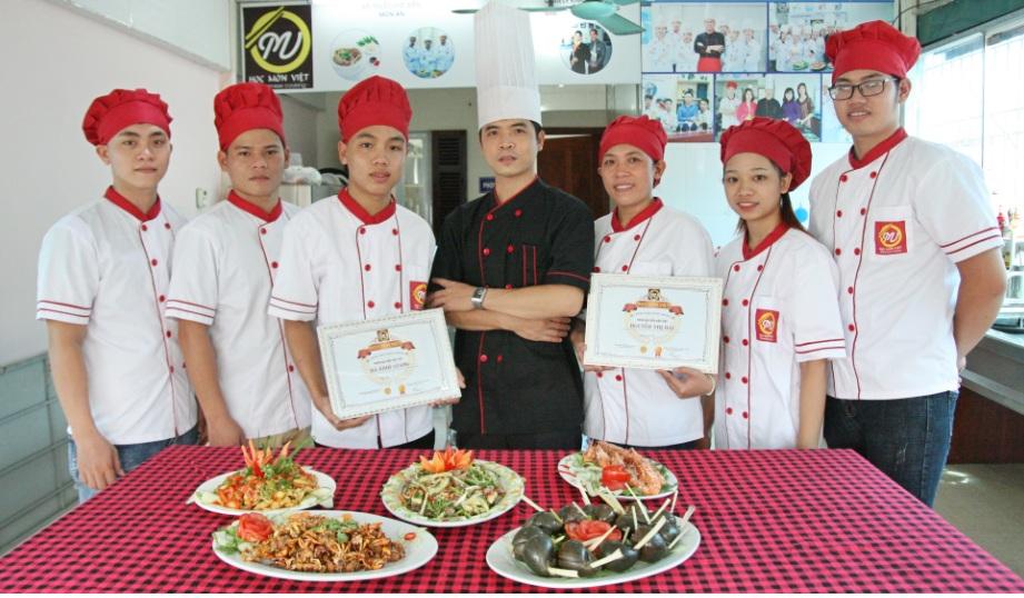 học đầu bếp chuyên nghiệp_giaoducnghe