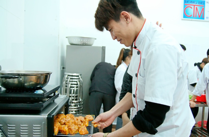 lớp nấu ăn hà nội_giaoducnghe