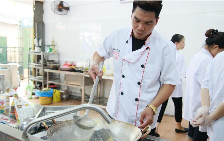 Những tố chất cho thấy bạn có thể học nghề đầu bếp