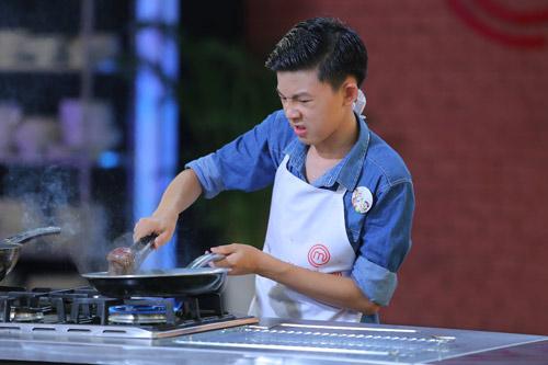 Cuộc sống của Vua đầu bếp nhí Đinh Thanh Hải sau hai năm đăng quang