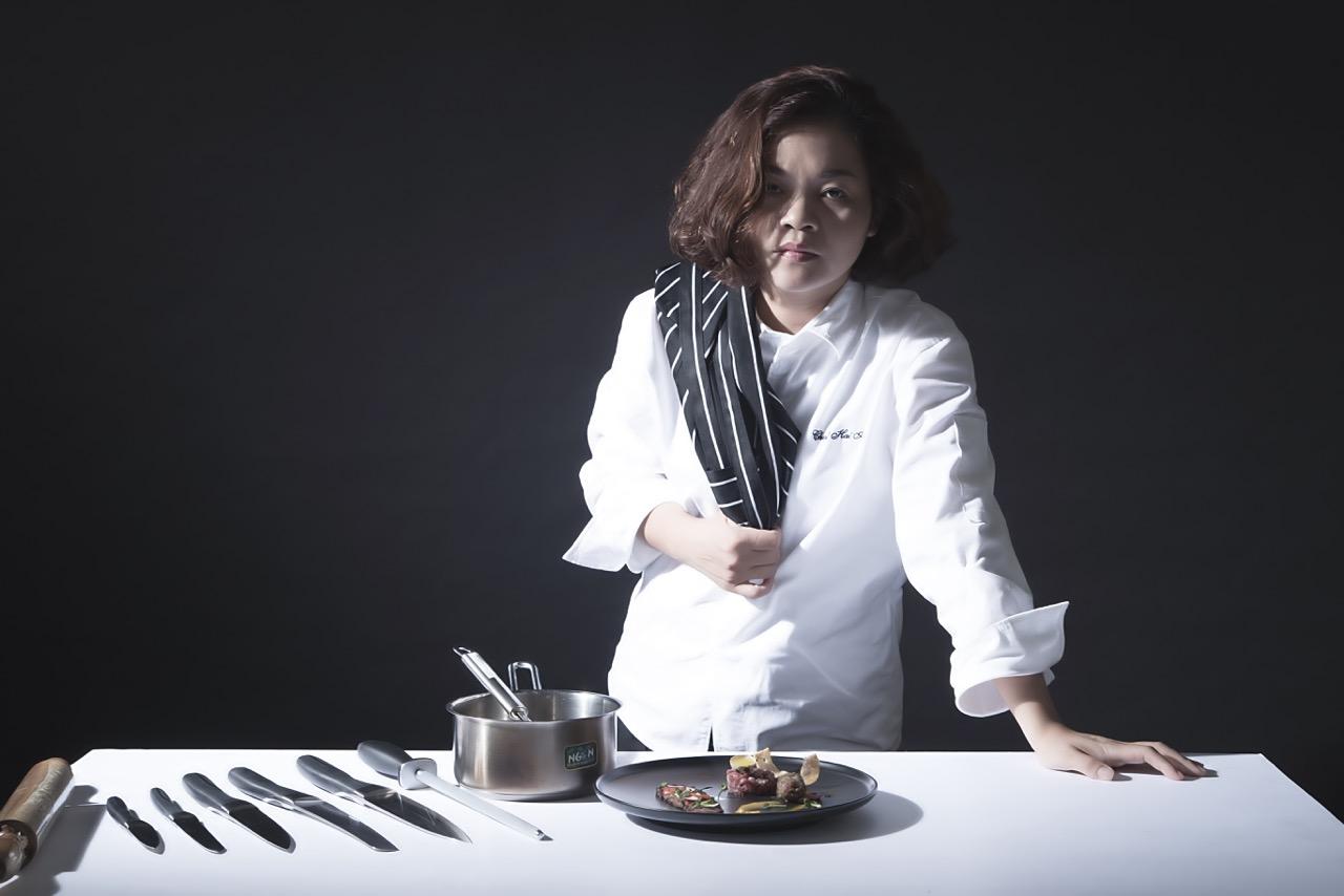 Chef Hải Anh – Từ miếng nhỏ đậm đà đến cuộc đời ngập tràn sắc vị