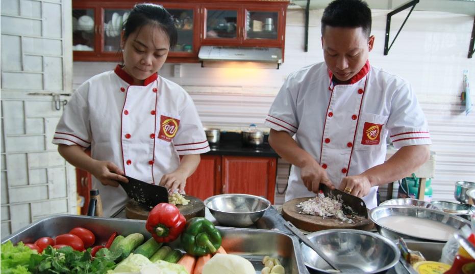 Nghề bếp – lựa chọn phù hợp cho tương lai