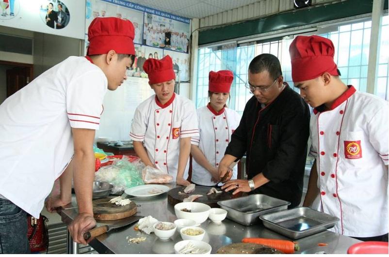 Những kỹ năng của đầu bếp chuyên nghiệp thực thụ