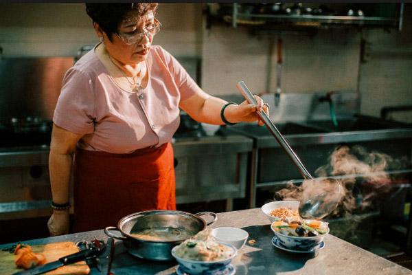 Nghệ nhân Phạm Thị Ánh Tuyết: Quảng bá du lịch bằng ẩm thực cổ truyền