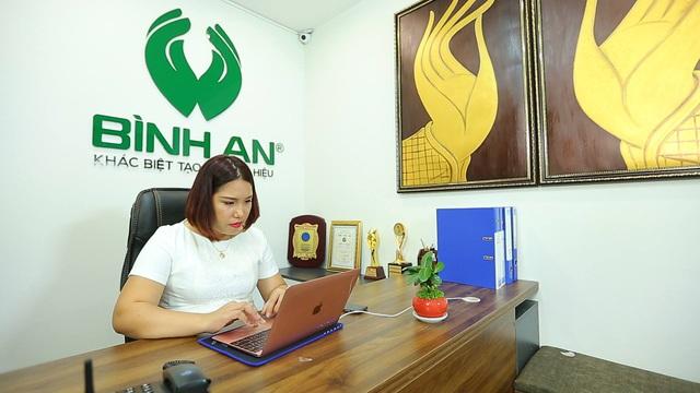 Công ty TNHH Thương Mại Bình An tuyển dụng nhân viên kế toán tổng hợp