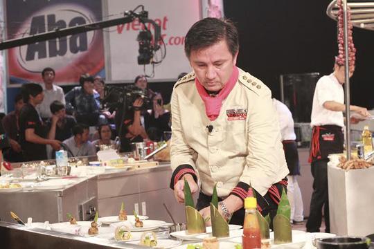 """Siêu đầu bếp Đỗ Quang Long: chữ """"tín"""" trong nghề"""