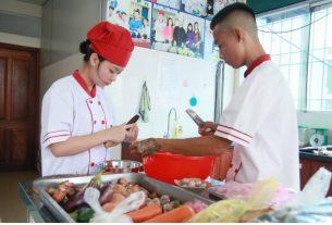 học đầu bếp học món việt giáo dục nghề