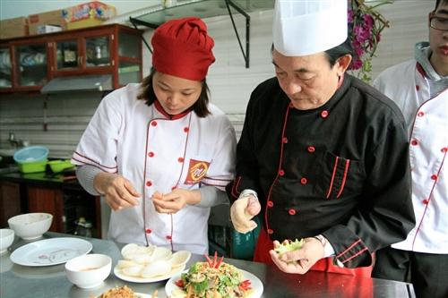 kỹ năng của đầu bếp giáo dục nghề