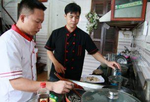 lớp đầu bếp Việt tại Hà Nội Giáo dục nghề