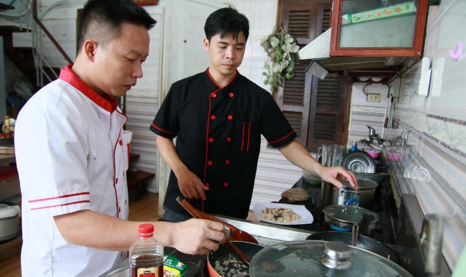 Khóa học đầu bếp chuyên nghiệp tại Học Món Việt Giáo dục nghề