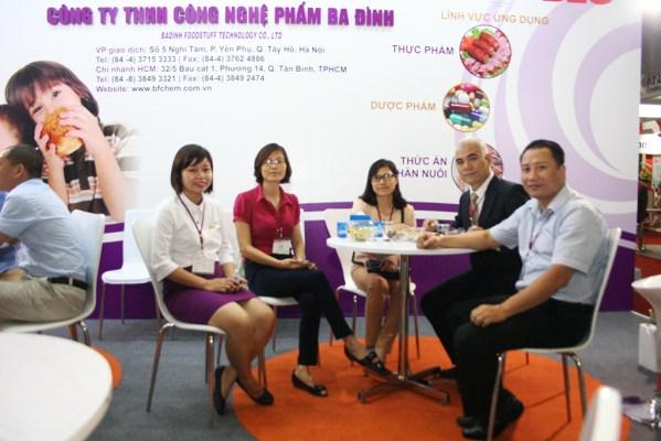 Công ty TNHH Công nghệ phẩm Ba Đình tuyển dụng Kế toán tổng hợp