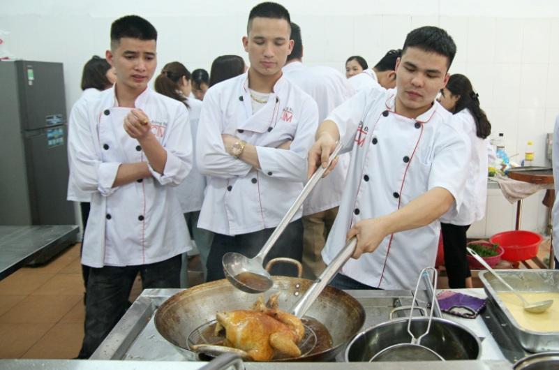 cv xin việc ngành bếp giáo dục nghề 2
