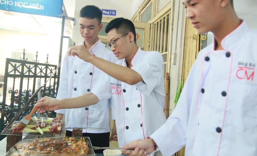 học nấu ăn_giáo dục nghề