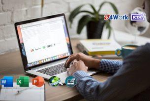 khóa học chuẩn kỹ năng công nghệ thông tin giáo dục nghề it4work