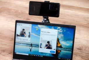 biến smartphone thành webcam giáo dục nghề