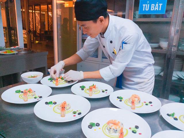 """Chef Lê Trọng Thuật: """"Muốn Thành Công, Trước Hết Hãy Yêu Nghề"""""""