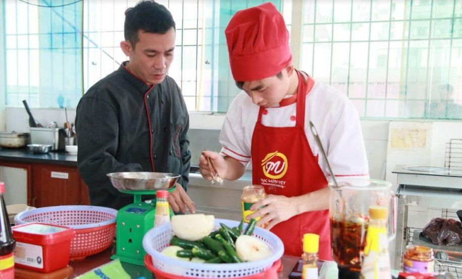 Những yếu tố giúp bạn trở thành đầu bếp chuyên nghiệp