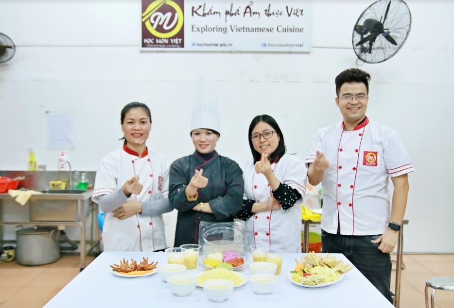 nghề bếp phù hợp với những ai_giáo dục nghề