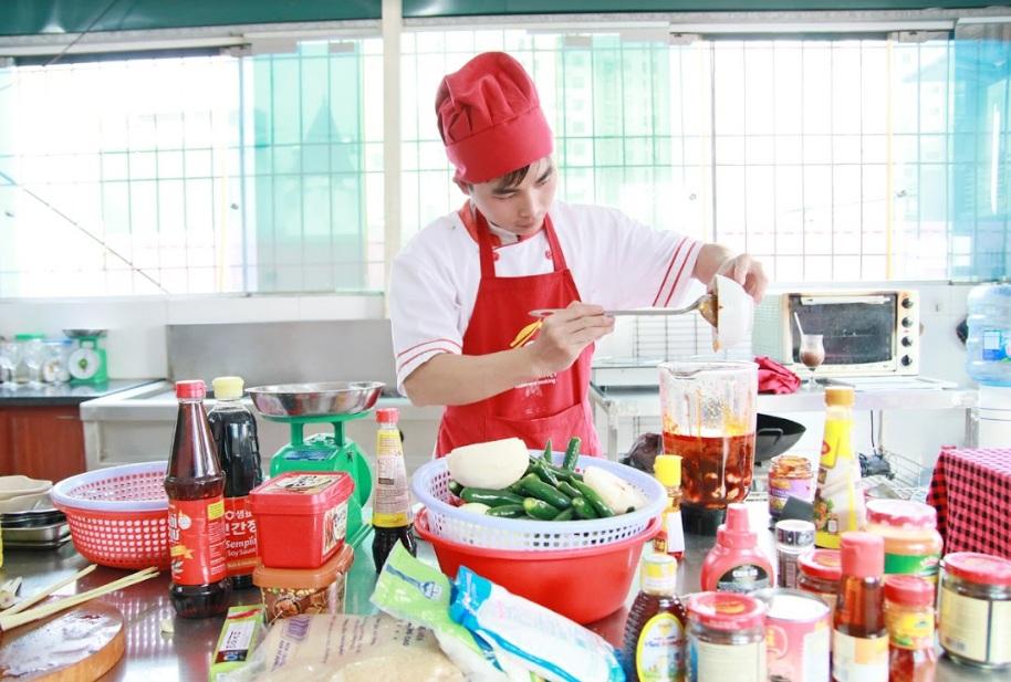 nghề nấu ăn giáo dục nghề