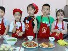 lớp nấu ăn trẻ em_giáo dục nghề