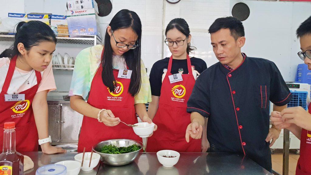 khóa học nấu ăn trẻ em_giáo dục nghề