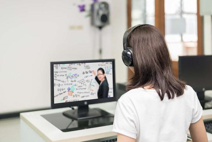 đào tạo trực tuyến giáo dục nghề