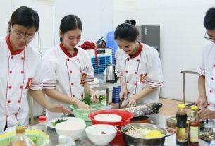 lớp nấu ăn gia đình tại học món việt giáo dục nghề