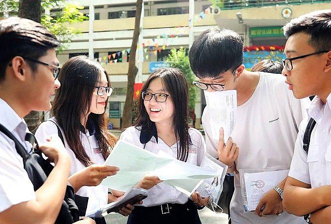 Kỳ thi tốt nghiệp THPT 2020 giáo dục nghề