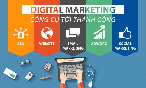 Bạn cần gì khi bước chân vào ngành digital marketing