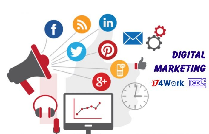 khóa học digital marketing tại it4work_giáo dục nghề