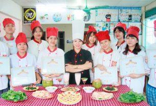 khóa học nấu ăn gia đình _giáo dục nghề