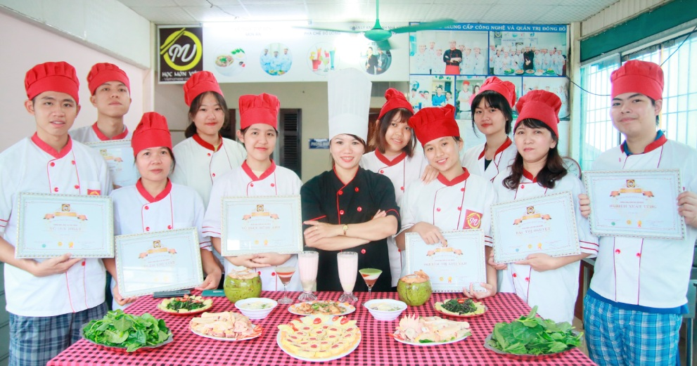 16/09/2020 Khai giảng lớp Nấu ăn gia đình tại Hà Nội