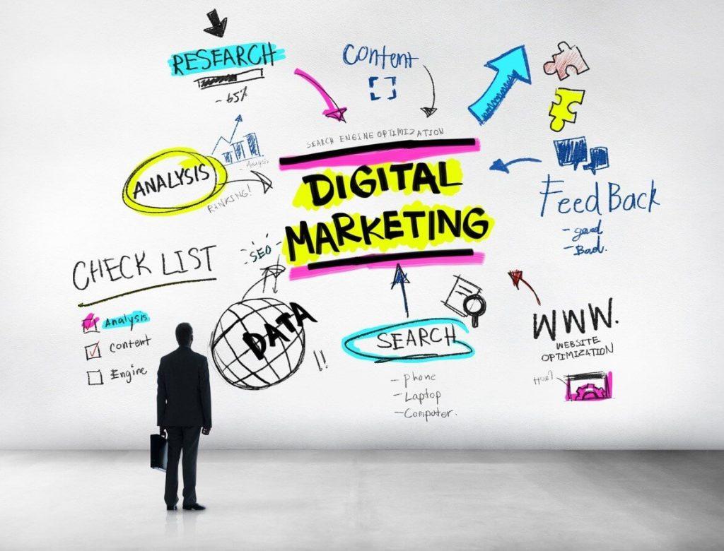 ngành digital marketing là làm gì giáo dục nghề