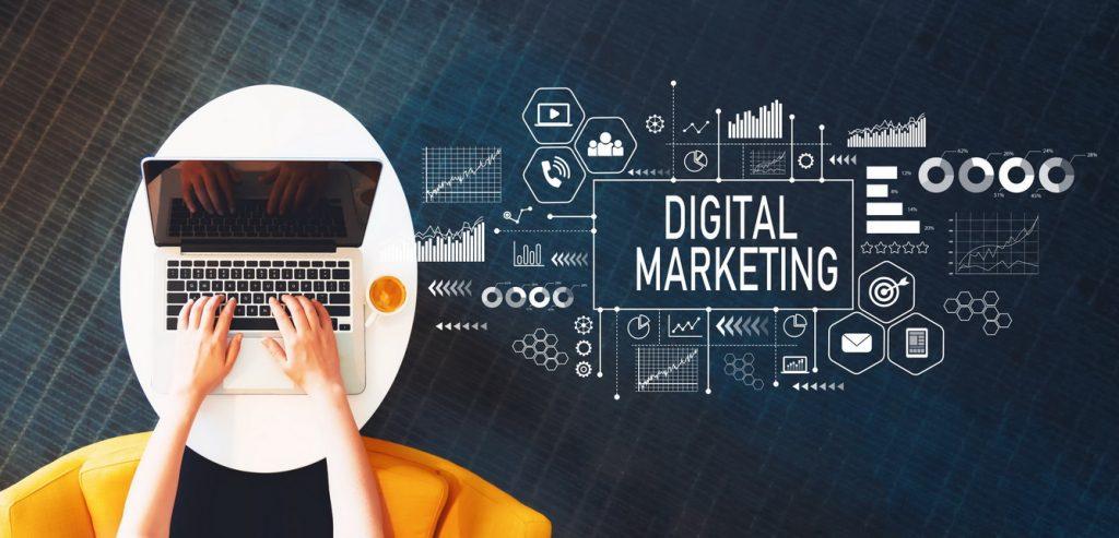 việc làm ngành digital marketing_giáo dục nghề
