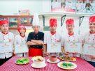 đầu bếp Việt_giáo dục nghề