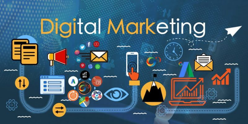 Digital marketing_giáo dục nghề