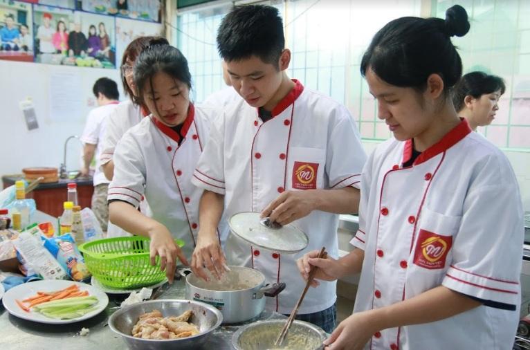 nấu ăn gia đình.giáo dục nghề