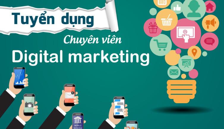 tuyển dụng digital marketing_giáo dục nghề