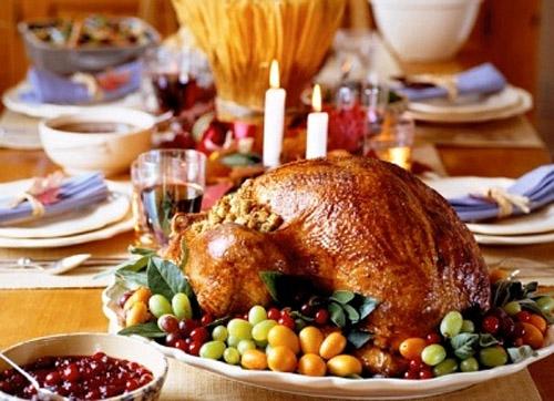 7 món ăn giáng sinh truyền thống