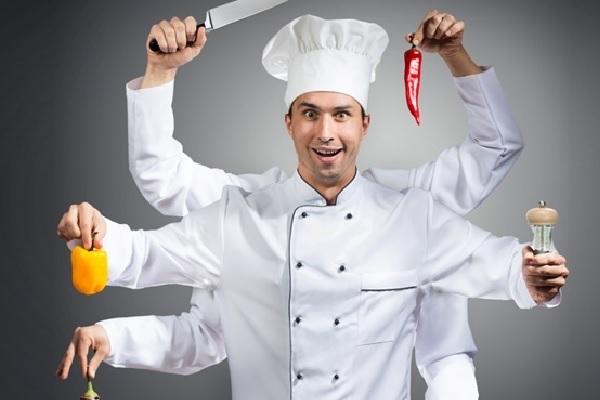 Khóa học đầu bếp chuyên nghiệp giáo dục nghề