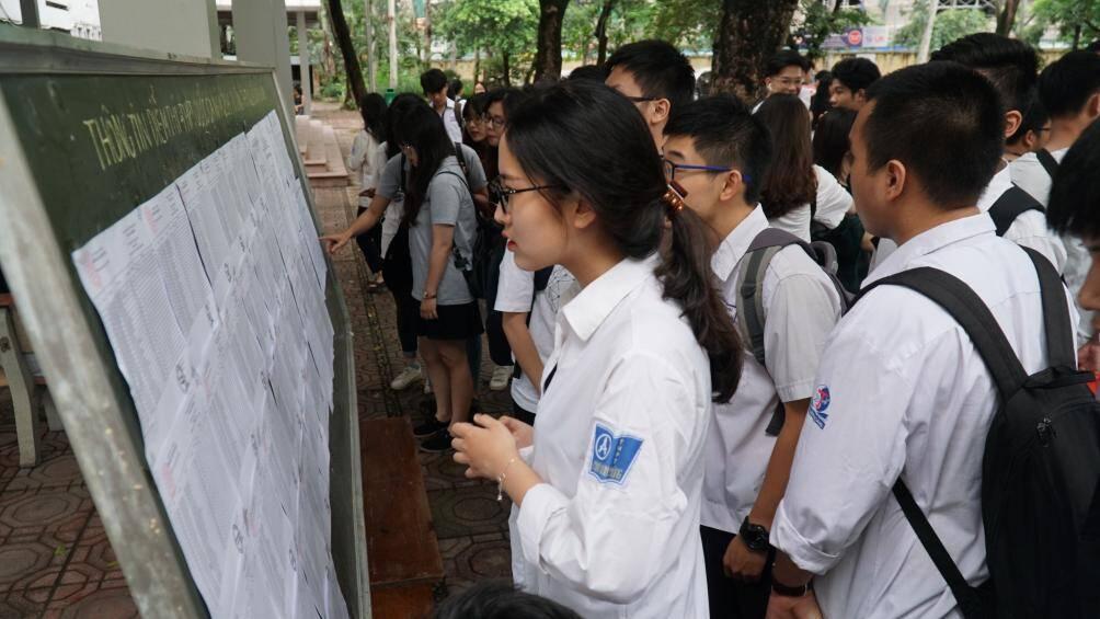 lịch thi vào lớp 10 năm 2021 tại Hà Nội Giáo dục nghề