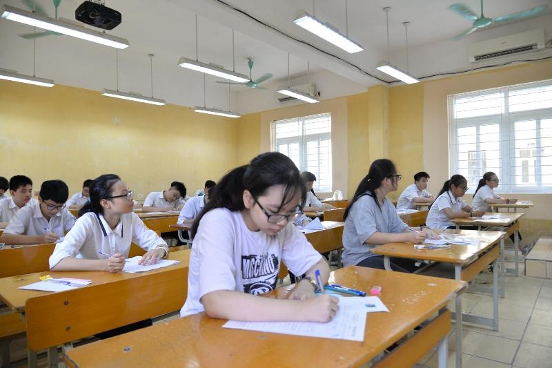 môn thi và lịch thi vào lớp 10 giáo dục nghề
