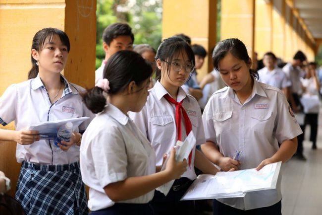 Thêm 2 phương án mới cho học sinh thi vào lớp 10 tại Hà Nội