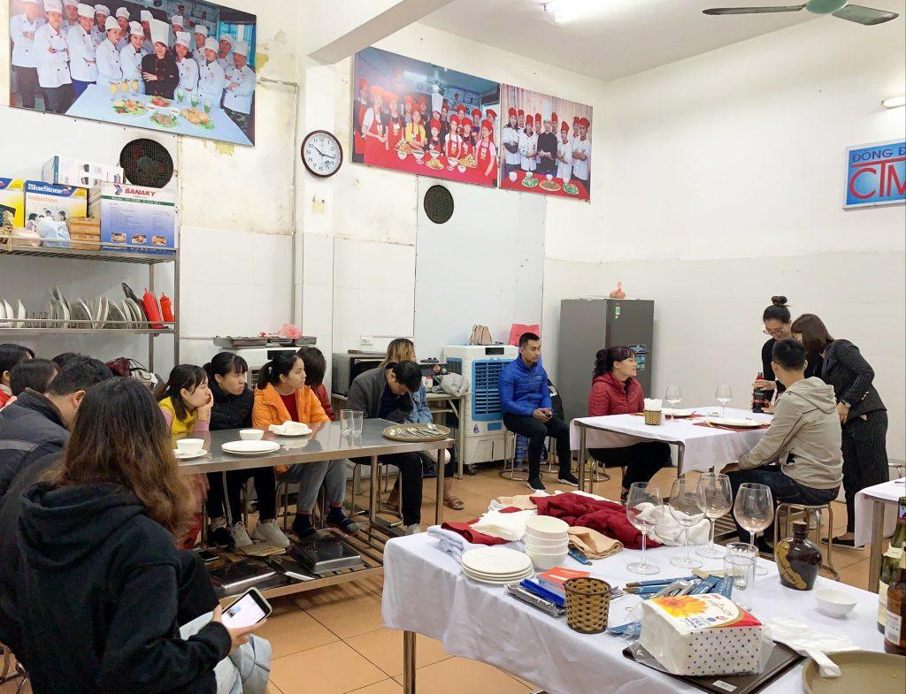 Học trung cấp chính quy tại Hà Nội Giáo dục nghề