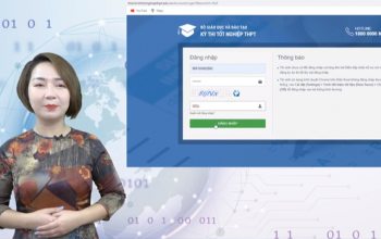 Hướng dẫn xét tuyển đại học 2021 trực tuyến giáo dục nghề