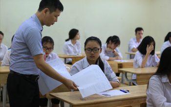 Hướng dẫn điền phiếu đăng ký dự thi THPT quốc gia và xét tuyển Đại học 2021 Giáo dục nghề