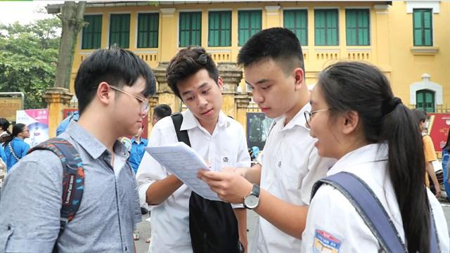 Thi THPT Quốc Gia 2021 - Thí sinh không nghiên cứu kỹ sẽ mất cơ hội vì tiêu chí phụ Giáo dục nghề